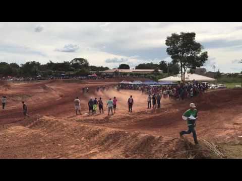 Motocross Colinas do Tocantins DR #200 Lidera de ponta a ponta
