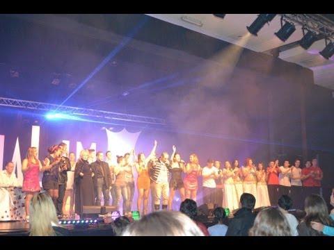 Halim Corto - ALIZE 2012 (le concert) (видео)