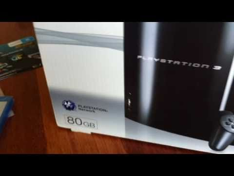80gb - Got this brand New 80gb PS3 off ebay for $550 pickup at Drummoyne.It came with a Brand New PS3,Blu-ray Remote,4 3d PS3 games,God of war collection, District ...