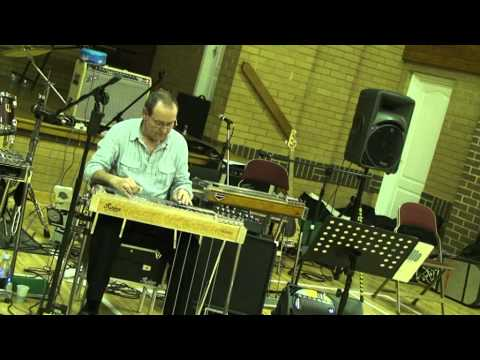 Pedal Steel Guitar... 22 mins of David Hartley