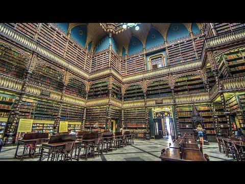 Βραζιλία: Μία βιβλιοθήκη «βγαλμένη» από τον Χάρι Πότερ …
