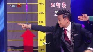 Video The King of Ratings | 시청률의 제왕 (Gag Concert / 2013.06.08) MP3, 3GP, MP4, WEBM, AVI, FLV Januari 2019