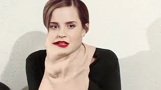 This Emma Watson Unmasked Video Will Haunt Your Dreams!