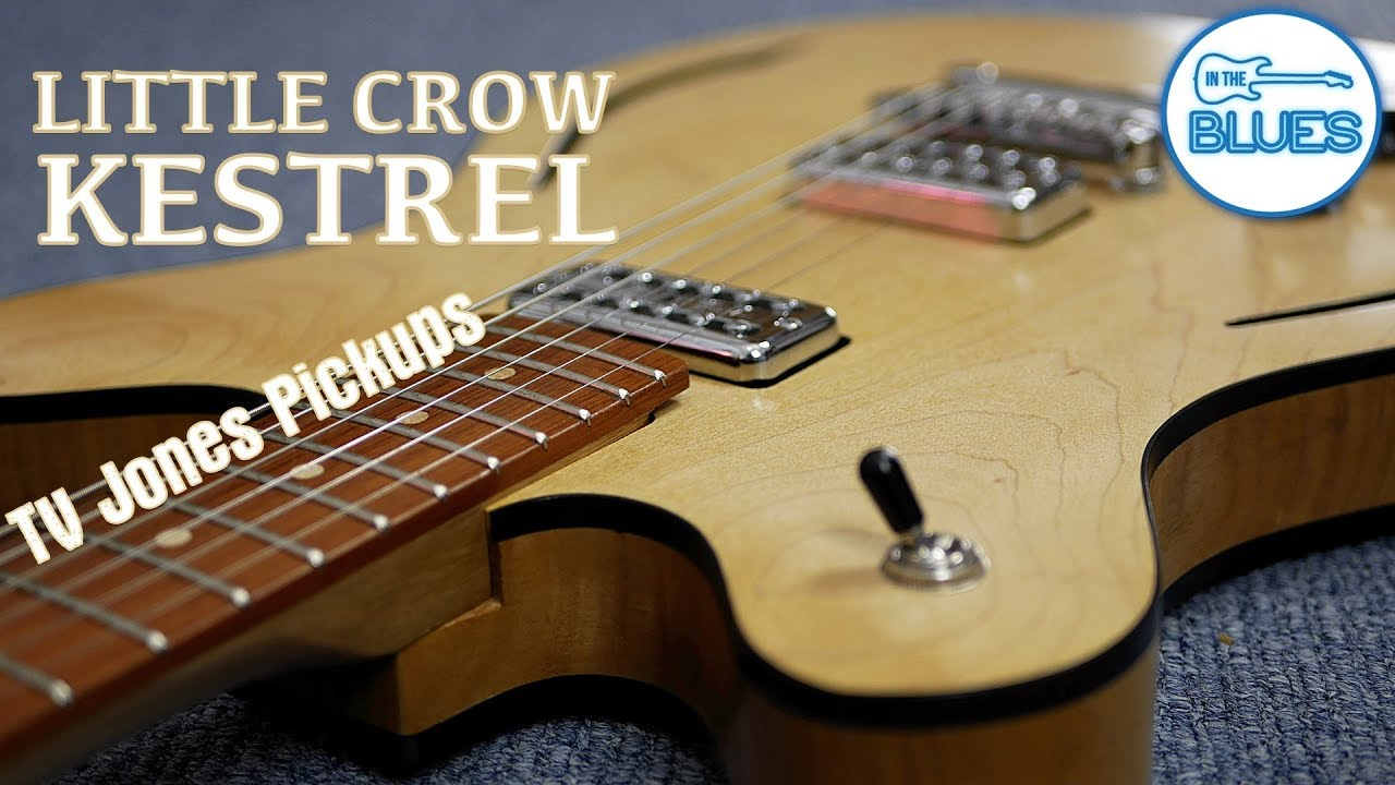 Little Crow Kestrel Electric Guitar Review