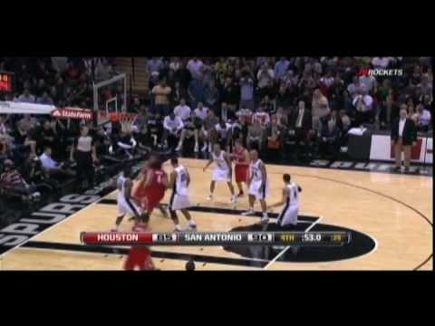 Kyle Lowry hits a pair of clutch threes vs. Spurs