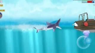 hungry shark evolution #camgöz köpek balığı/android gameplay HD