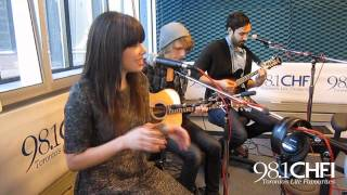 Carly Rae Performs 'Call Me Maybe' at 98.1 CHFI