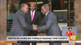 Video Uhuru visits Ruto at his town office MP3, 3GP, MP4, WEBM, AVI, FLV Maret 2019
