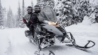 8. Arctic Cat 2018 Touring Tech