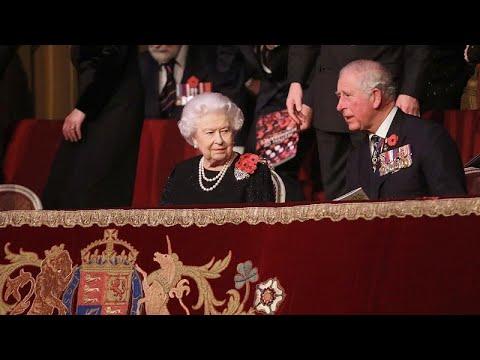Λαμπρή τελετή μνήμης στο Royal Albert Hall