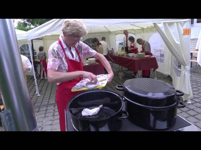 Impressionen vom Kochkurs nach Hildegrad von Bingen