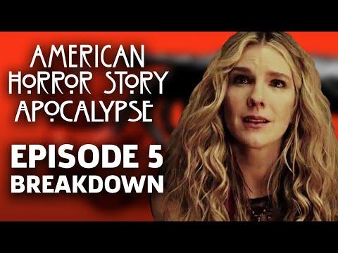 "AHS: Apocalypse Season 8 Episode 5 ""Boy Wonder"" Breakdown!"
