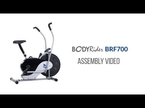 Body Rider BRF700 Assembly Video