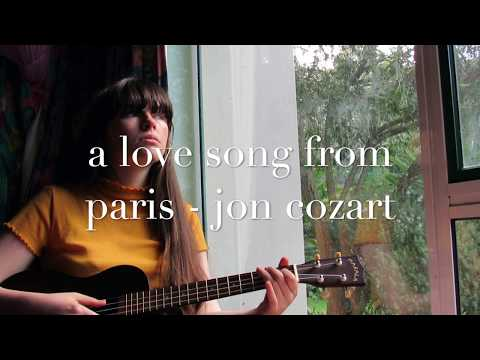 a love song from paris - jon cozart (cover)