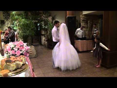 Сватбата на Росица и Деян