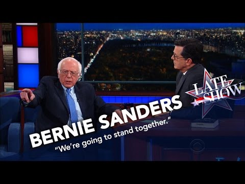 Bernie Sanders Now More Than Ever It s Our