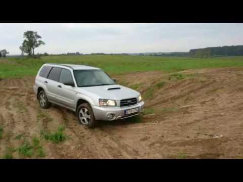 Subaru Forester SG 4cm lift kit (~1.5\