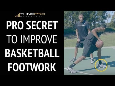 How To: Basketball Footwork Drills at Home (3 Pro Secrets)