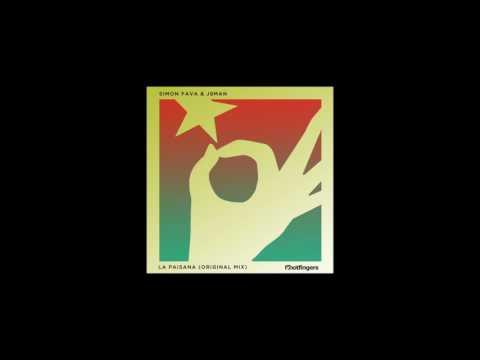 Simon Fava & J8Man - La Paisana (Original Mix)