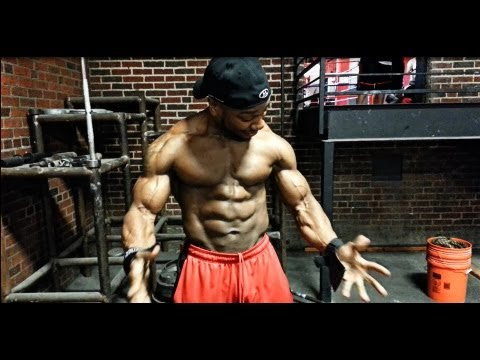 Beastmode Back Workout: Natural Bodybuilder Chris Jones