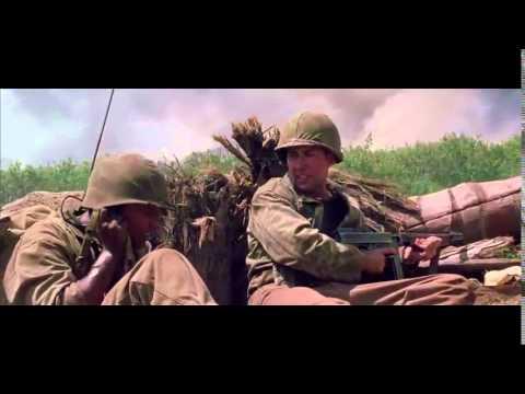 Windtalkers All Artillery Scene