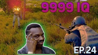 Video PUBG 300 IQ plays Ep. 24 | PlayerUnknown's Battlegrounds Highlights MP3, 3GP, MP4, WEBM, AVI, FLV Oktober 2018