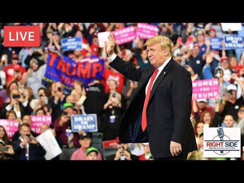 Video LIVE: President Donald J. Trump Rally in Missoula, MT 10-18-18 download in MP3, 3GP, MP4, WEBM, AVI, FLV January 2017