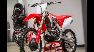 9. 2018 Honda CRF250 - Dirt Bike Magazine