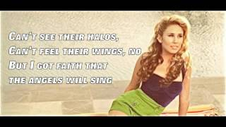 Walking On Heaven - Haley Reinhart (Lyrics)