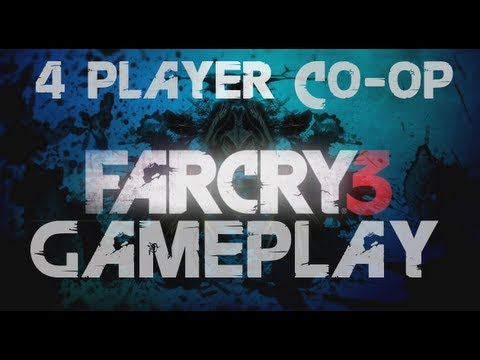 E3 2012 Gameplay - Far Cry 3