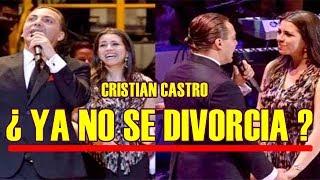 CRISTIAN CASTRO pide EL DIVORCIO pero RECIBE MALAS NOTICIAS que NO ESPERABALINK: https://www.youtube.com/watch?v=52_PKliusfU