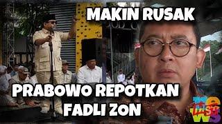 Video Komunikasi Makin Rusak, Prabowo Repotkan Fadli Zon, Harus Klarifikasi Lagi! Cape Deh!! MP3, 3GP, MP4, WEBM, AVI, FLV Februari 2019
