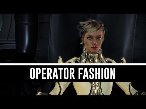 Personal Operator Fashion Presets (Warframe)