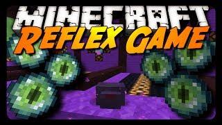 Minecraft: REFLEX TESTING GAME! (Ender-Charge)