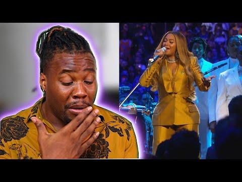 BEYONCE SINGING AT KOBE BRYANT MEMORIAL SERVICE REACTION!