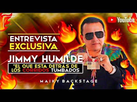 ENTREVISTA EXCLUSIVA JIMMY HUMILDE/ EL QUE ESTA DETRAS DE LOS CORRIDOS TUMBADOS!!