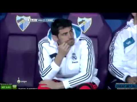 (HD) Malaga CF vs Real Madrid 3-2 All goals & Full Highlights 22.12.2012