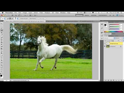 Adobe Photoshop CS5 - top 5 features
