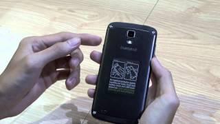 Tinhte.vn -Đập hộp Samsung Galaxy S4 Active