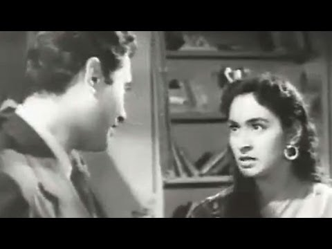 paying guest - Scene from Super Hit Movie Paying Guest (1957), a mixture of romance and crime starring Dev Anand, Nutan, Yakub, Jagirdar, Sajjan. Music : S D Burman, Produc...
