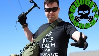 Zombie Apocalypse Survival Kit 2.0 -- Bug Out Bag for the Doomsday Prepper | The Walking Dead
