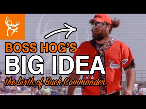 BOSS HOG'S BIG IDEA | The First Episode of Buck Commander Ever! | Full Episode