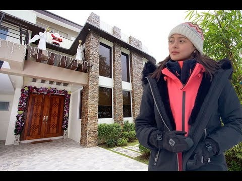 Kim Chiu's New House In Quezon City - [ Inside & Outside ] - 2018