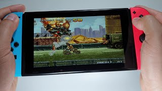 ACA NEOGEO METAL SLUG 4 - Nintendo Switch | the best classic action game series ever