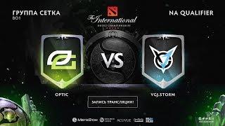 Optic vs VGJ.Storm, The International NA QL [Jam, Maelstorm]