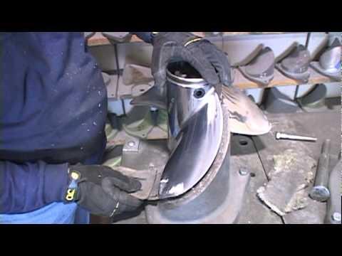Prop Repair Mercury Tempest