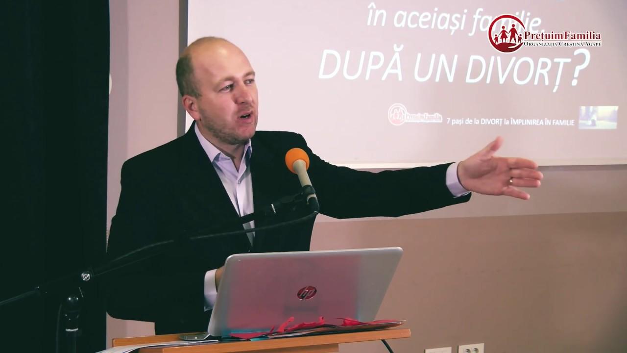 7 pași de la divorț la împlinire în familie | teolog-Mihai Coste (workshop)