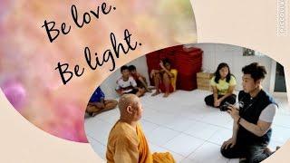 Video BE LOVE and BE LIGHT with ROY KIYOSHI ! MP3, 3GP, MP4, WEBM, AVI, FLV Agustus 2018