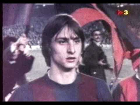 cruijff goal all'ateltico madrid