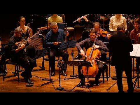 Joël Bons - Nomaden (2 fragmenten) - Jean Guihen Queyras & Atlas Ensemble